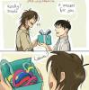 Des jolies rubans pour Eren