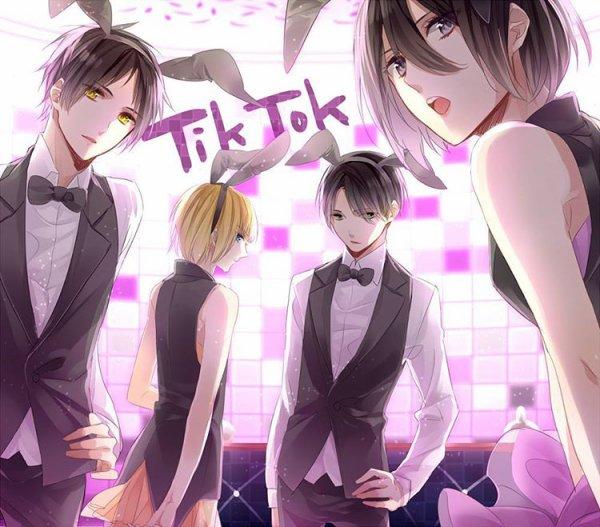 Shingeki no Facebook ! :Joyeuse fête de pâques à tous ♥