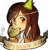 Joyeux anniversaire miss patate 🥔