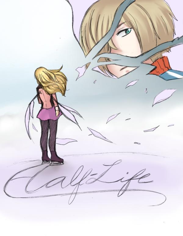 Two shot Yuri on ice: Un soupçon de douceur au coeur du jeune rebelle -partie I
