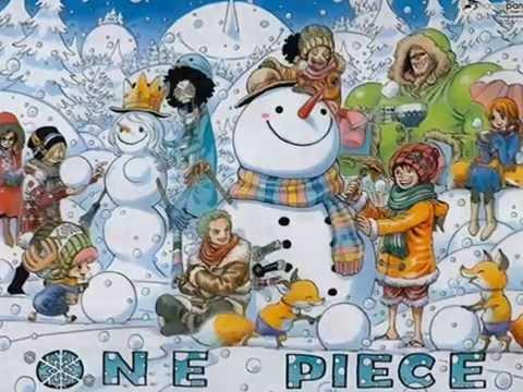Calendrier de l'avent 6  Décembre :  One piece
