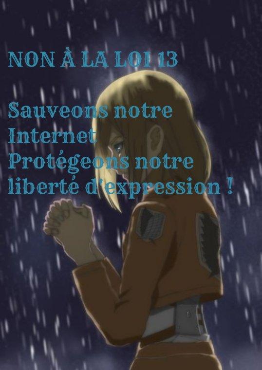 Non à la loi 13
