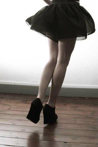 """"""" Danser, c'est comme parler en silence. C'est dire plein de choses sans dire un mot. """""""