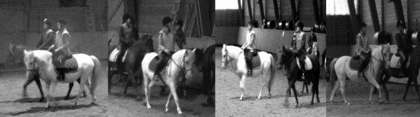 Répétition du carrousel avec Pounette ♥♥♥ !