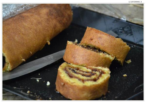 Gâteau au Carambar et au Nutella : Tome II