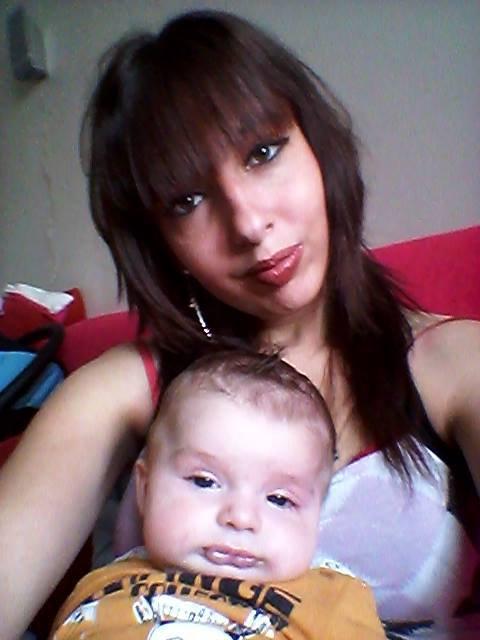 Mon fils et moi <3