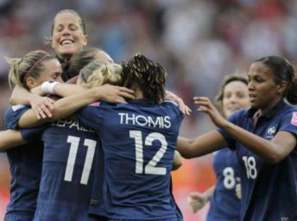 Football féminin : Les filles se préparent pour affronter la Pologne