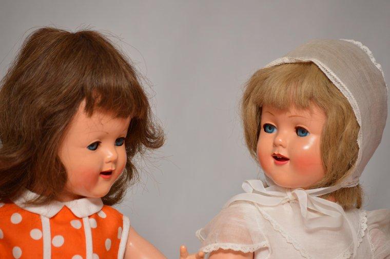 mes poupées Raynal !!!!