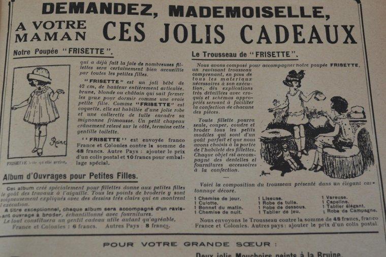 MA POUPEE      JOURNAL DES PETITES FILLES   !