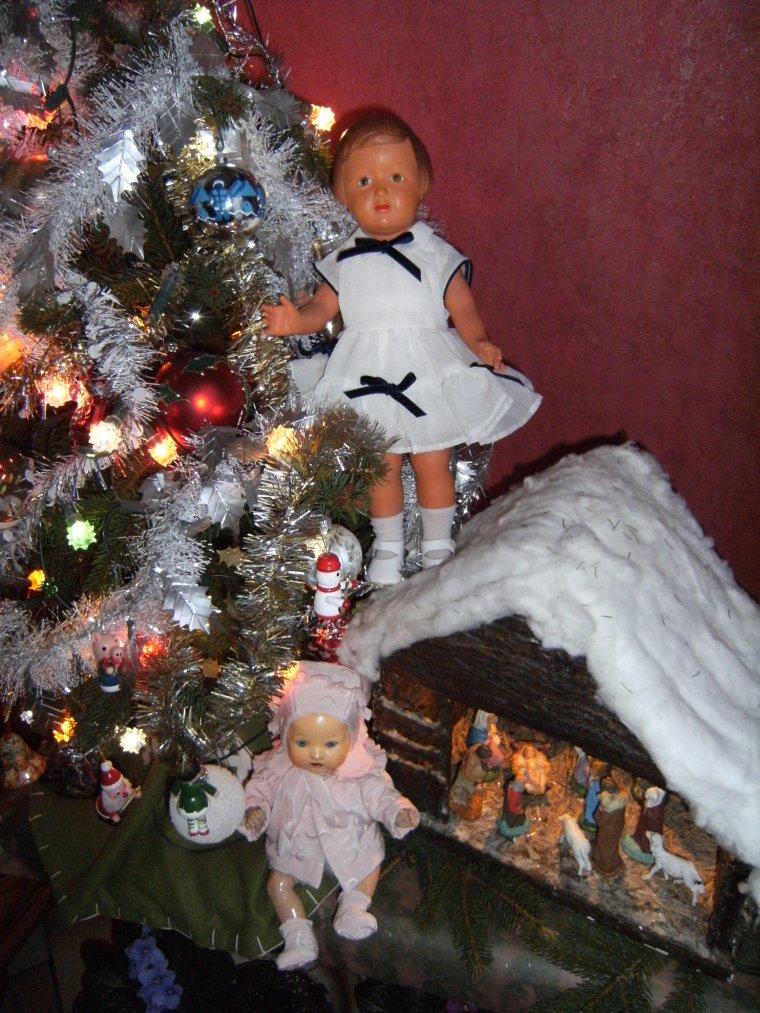 Joyeux Noël à vous mes amies !!!
