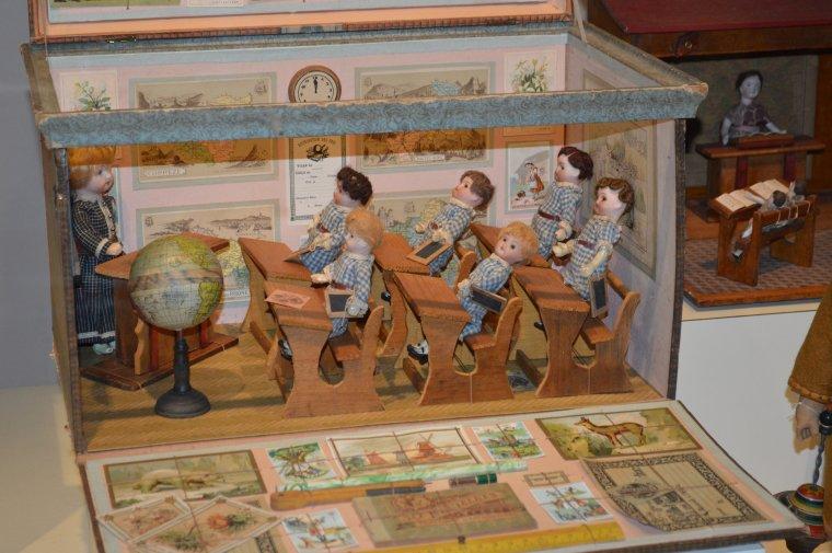 quelques photos du musée de Josselin