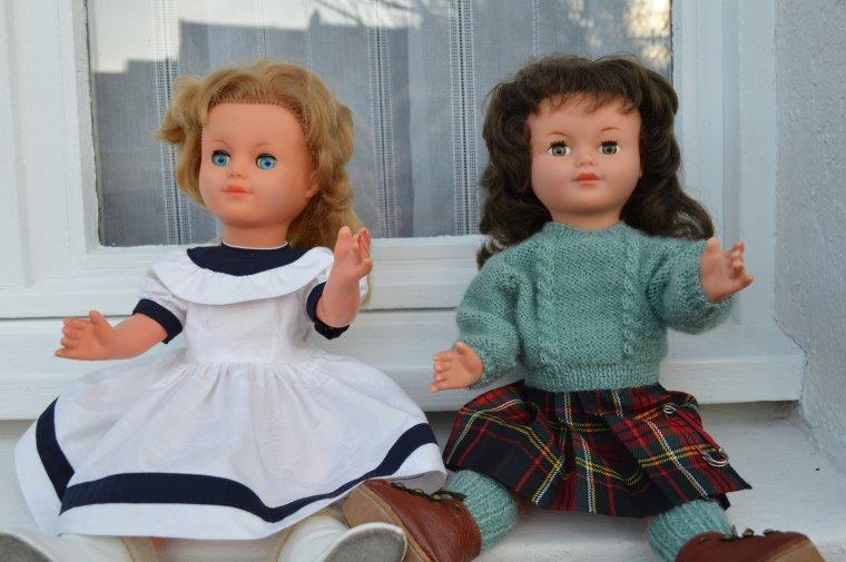 Mes deux nouvelles Marie-Françoise