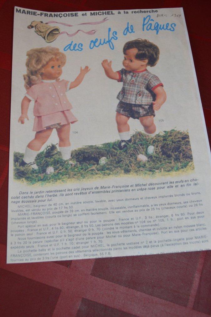 Avril 1969    photos prises à différents moments , celles dehors sont d'aujourd'hui  !!