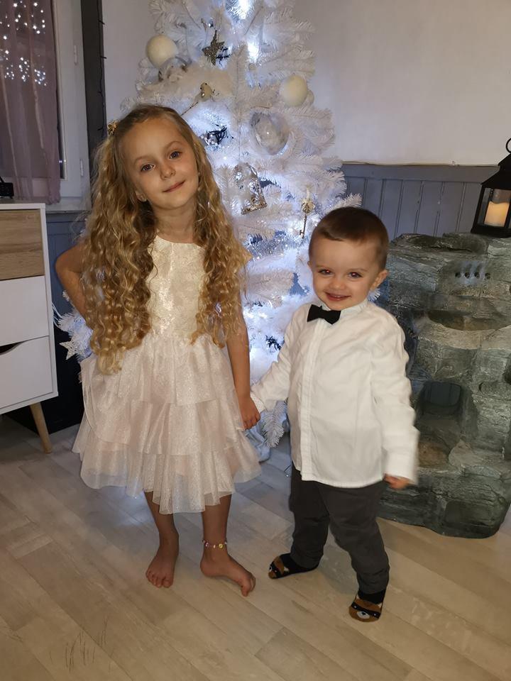 Mes petits se joignent à moi pour vous souhaiter une bonne année pour 2019