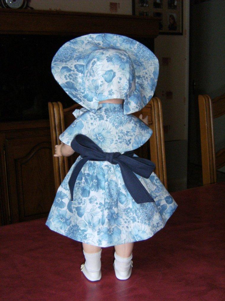la robe de Juillet 1954