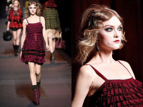 Christian Dior F/W 2011.