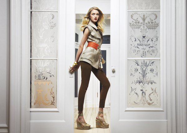 She's miss S/S 2011 by Greg Lotus