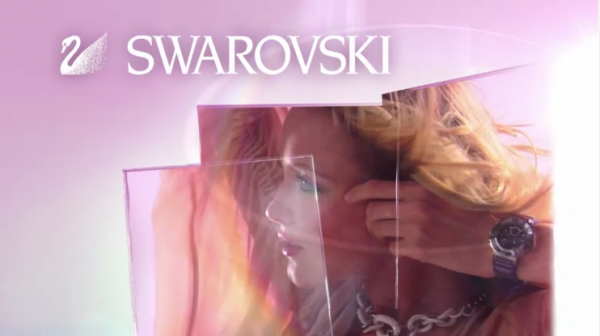 Swarovski watches.