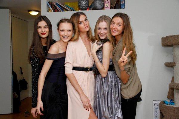 Regina Feoktistova's birthday party