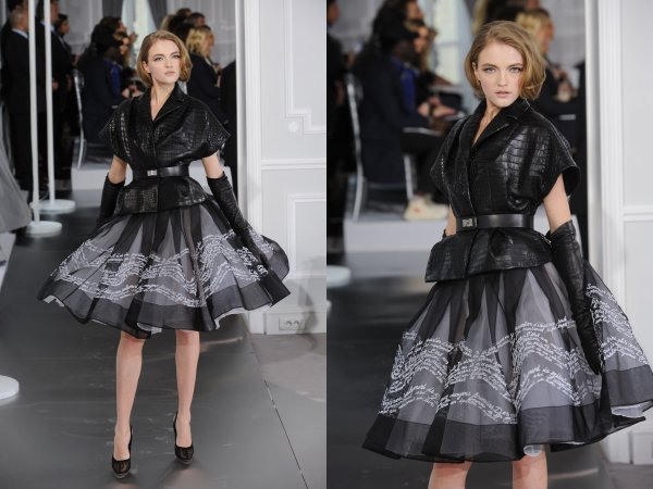 Christian Dior Haute Couture Spring 2012