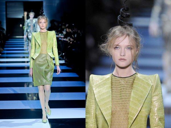Armani Privé Haute Couture Spring 2012