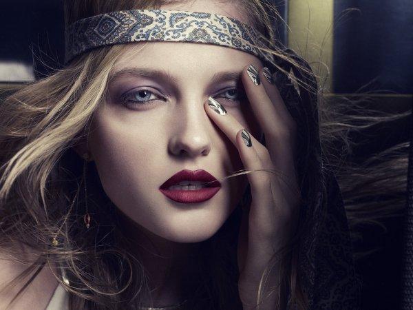 Marry the night - Elle UK March 2012 by David Slijper
