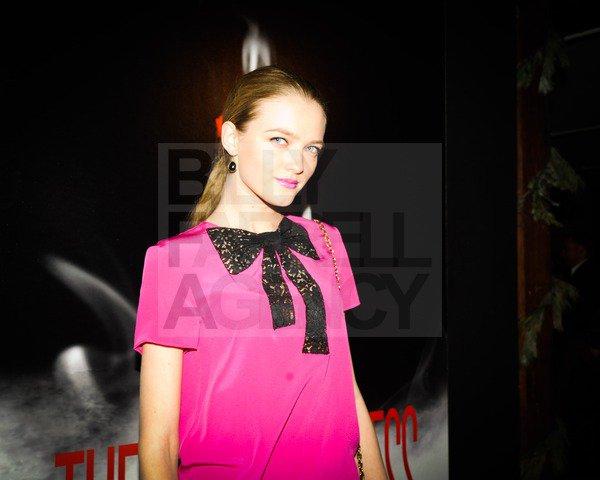 Miu Miu Hosts a Private Screening of The Woman Dress - NY