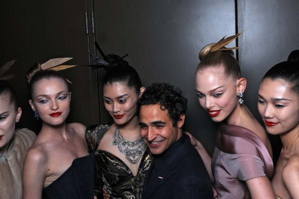 Various Backstages F/W 2012