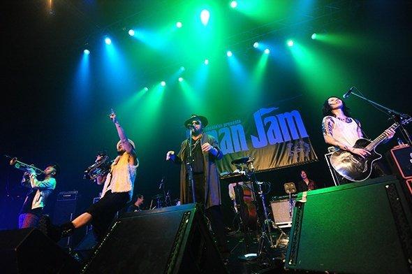 MIYAVi à la JAPAN JAM 2012 !!