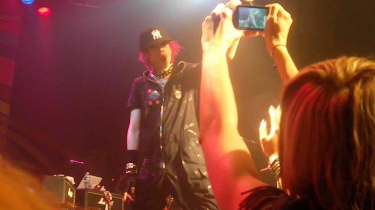 Le concert de LM.C à Lyon (part.2) !!! 20.05.12 ♥