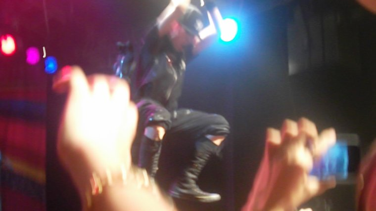 Le concert de LM.C à Lyon (part.3) !!! 20.05.12 ♥