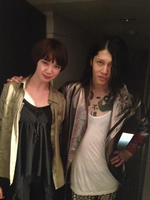 MIYAVI & DJ Osshy [House-382] !!