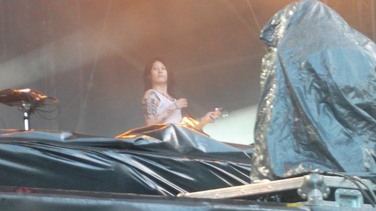 MIYAVI au MainSquare Festival 2012 !! (part.3)