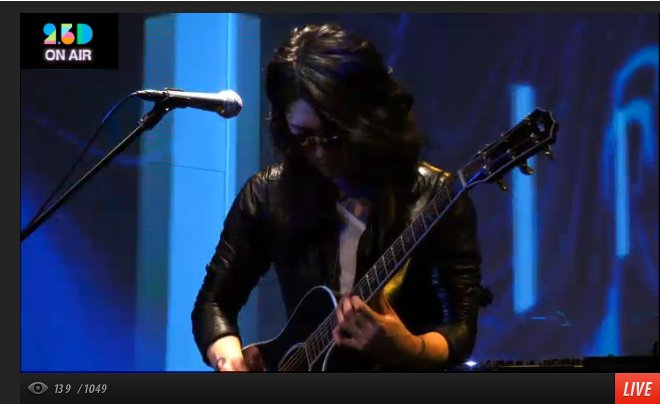 MIYAVI on MTV ! ♥ (w/ video ;))