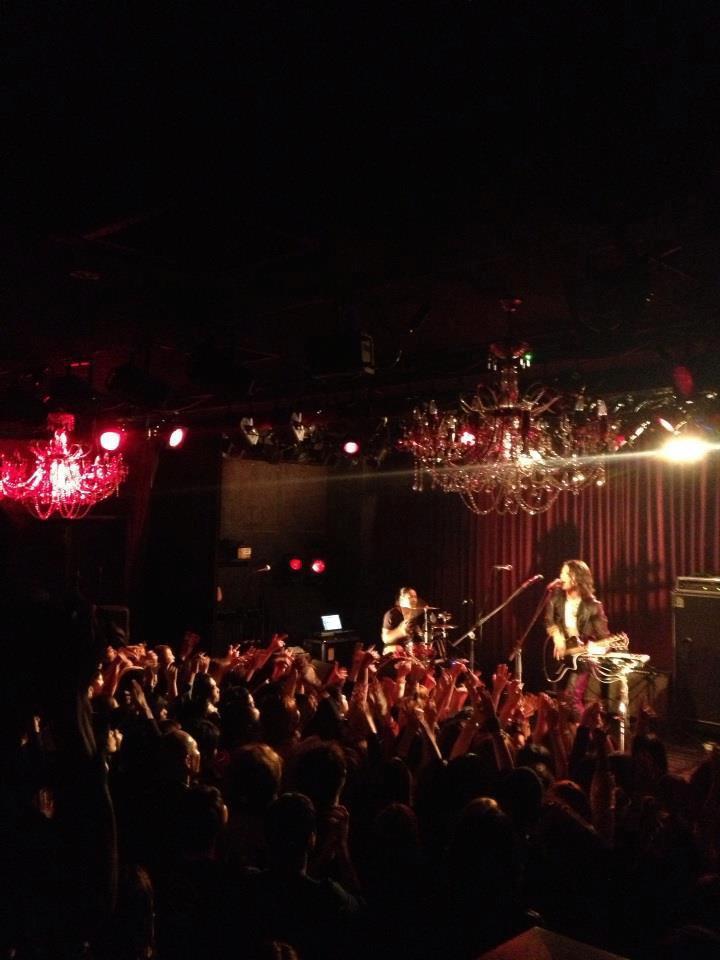 "MIYAVI ""GANRYU"" TOUR 2012 - OSAKA"