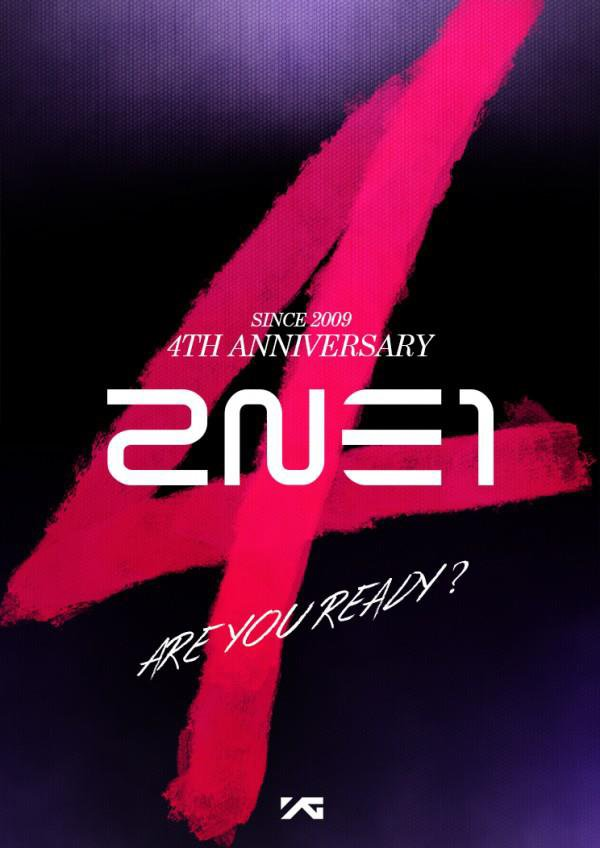 ►2NE1◄ 4th Anniversary! + NEWS !