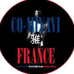 MIYAVI FRANCE