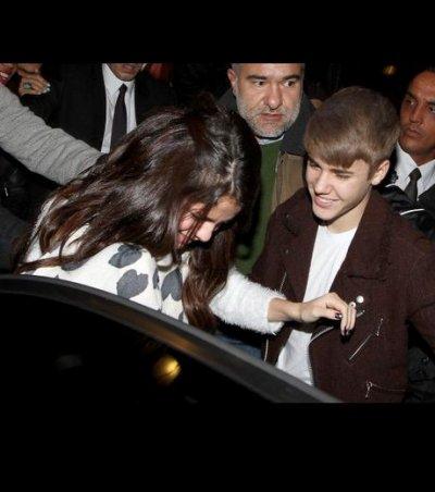 Justin et Selena : ils ne se quittent plus !!