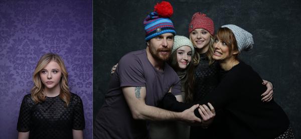 → 18/01 : Chloë et l'équipe de Laggies ont été interview dans les studios Variety, puis une autre interview en partenariat avec Canon.