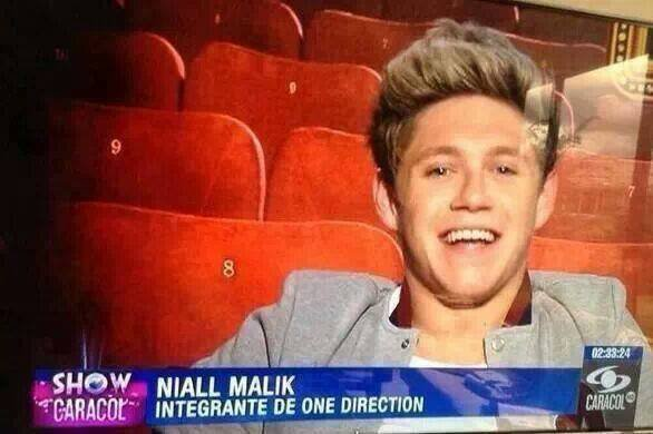 Niall Malik !