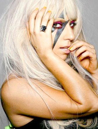 MAKEUP LADY GAGA