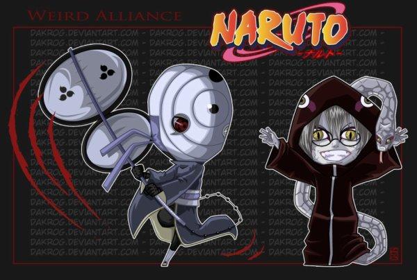 image Kabuto et Madara