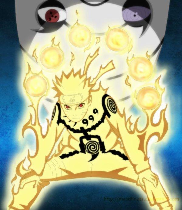 image Madara et Naruto