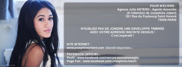 Photo de Couverture de Joséphine ♥