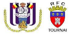 RSC ANDERLECHT - RFC TOURNAI
