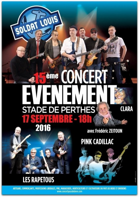 Festival de Perthes en Gatinais