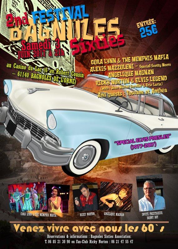 Grand Gala Concert Sixties a ne pas manquer
