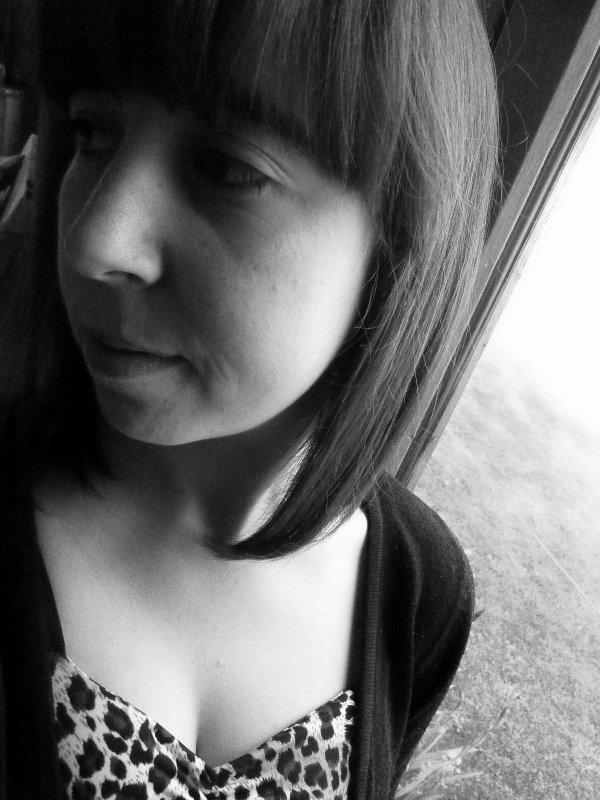 Encore une nouvelle coupe de cheveux :)