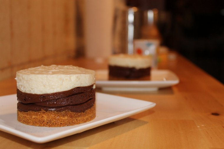 Dessert choco-poire