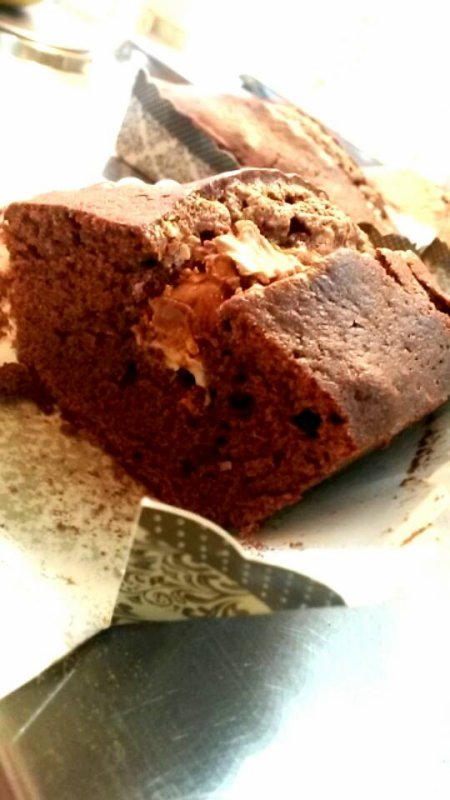 Cake au chocolat ultra gourmand